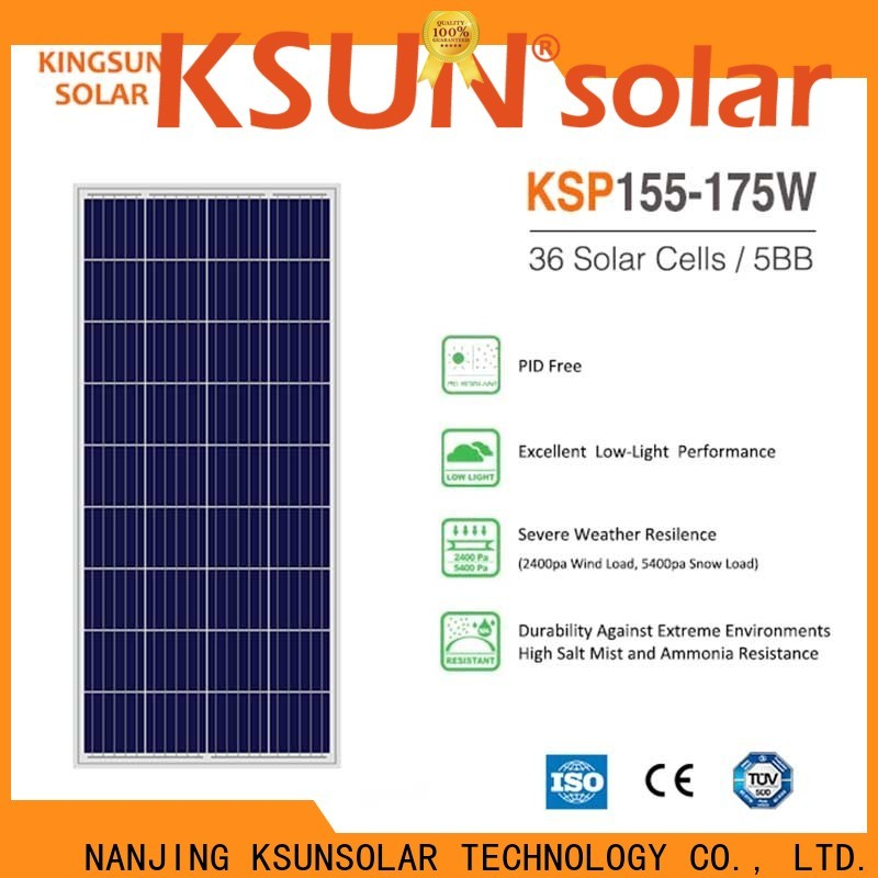 polycrystalline silicon solar panels company for powered by
