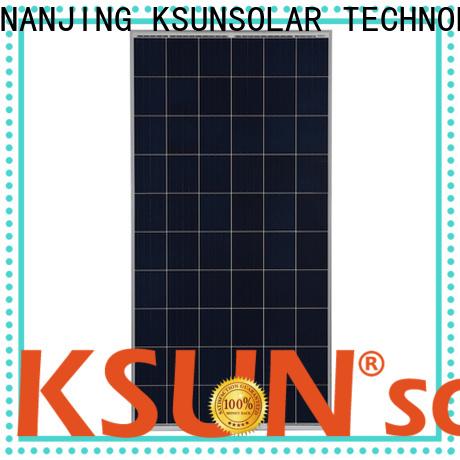 KSUNSOLAR Wholesale poly solar panel price company for Energy saving