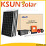 KSUNSOLAR Best best solar products manufacturers for Environmental protection
