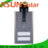 New outdoor solar powered street lights Supply For photovoltaic power generation