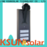 KSUNSOLAR Latest solar powered street lights for sale company for powered by