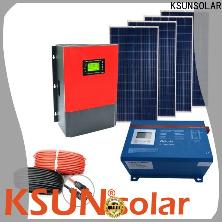 KSUNSOLAR solar energy companies company for Environmental protection