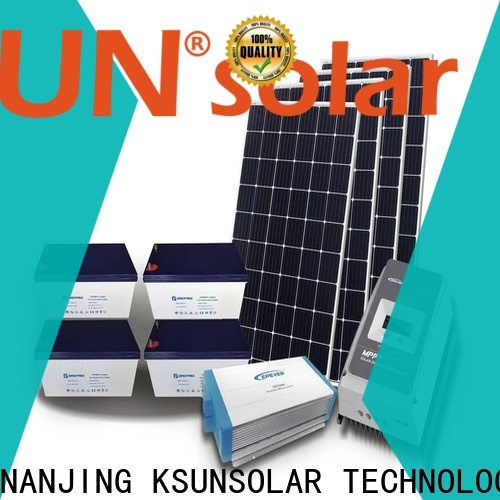 New solar power products Supply For photovoltaic power generation