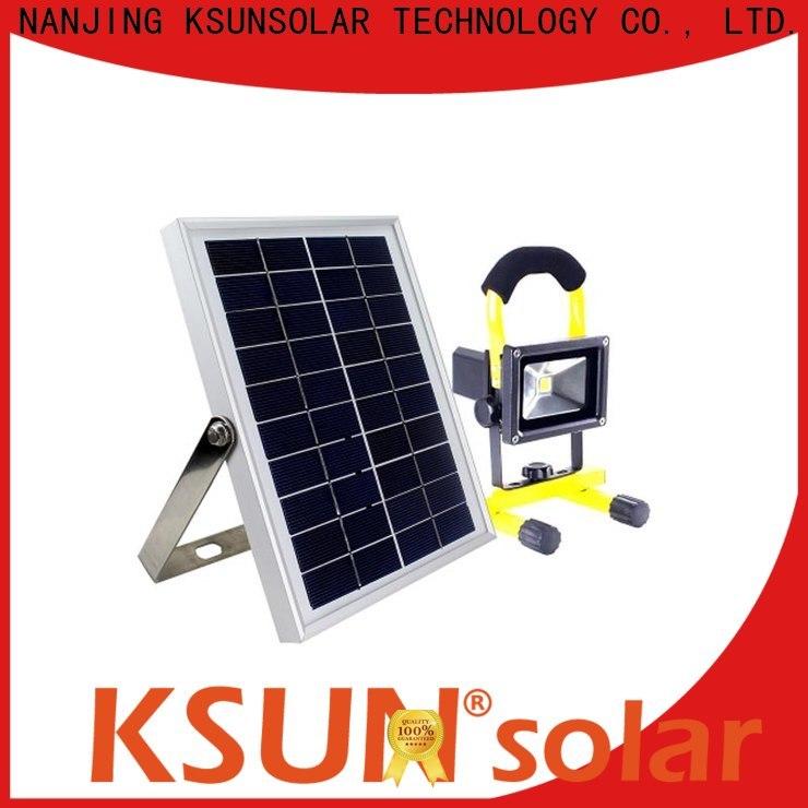 New best solar led flood lights manufacturers for Power generation