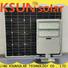 KSUNSOLAR New outdoor solar flood lights for business for Power generation