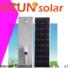 KSUNSOLAR High-quality solar powered streetlights for Environmental protection