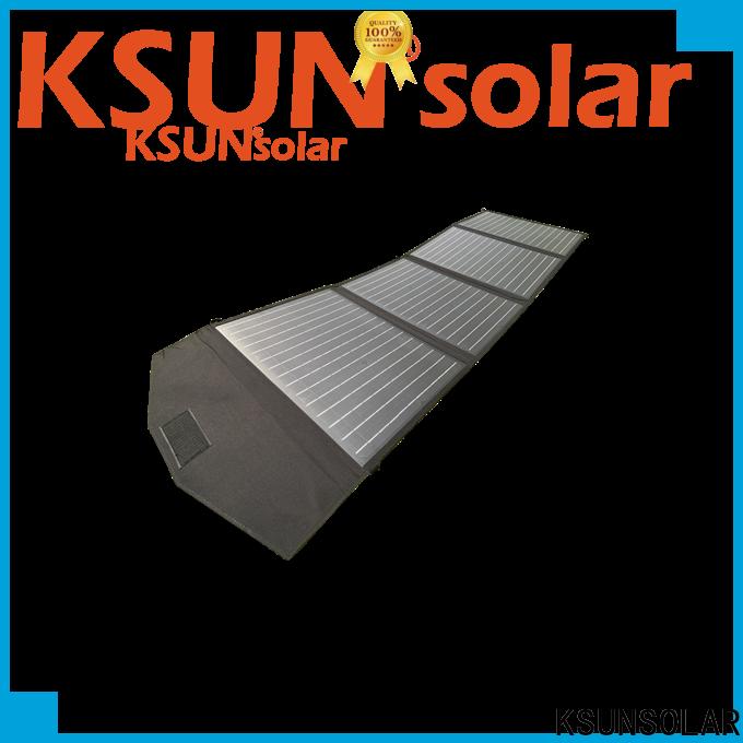 New portable solar panel company for Power generation
