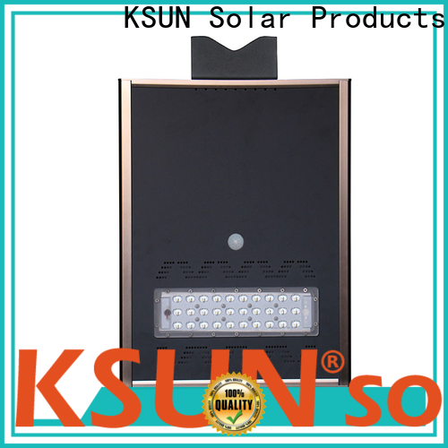 Custom solar street light system Suppliers for powered by