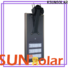 High-quality solar powered street lamps price for business for powered by