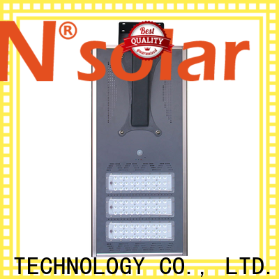 Latest solar powered street lights manufacturers Supply for Power generation