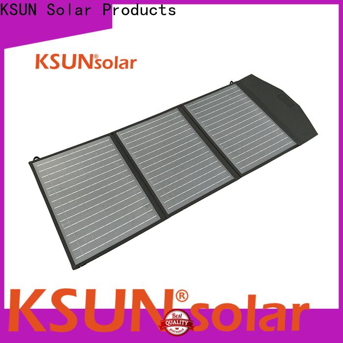 KSUNSOLAR Best foldable solar panel manufacturers Suppliers for Energy saving