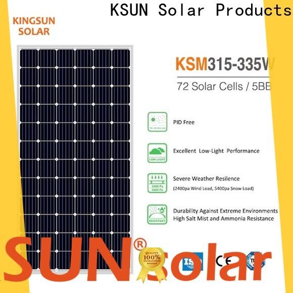 Best best monocrystalline solar panels manufacturers for Environmental protection
