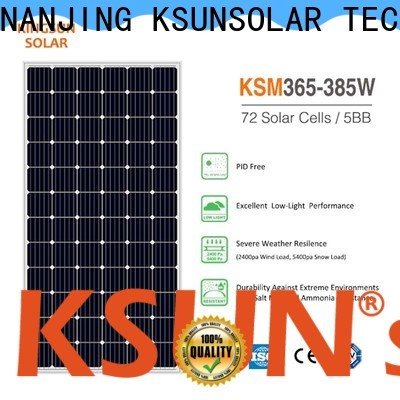 Custom photovoltaic panel for business For photovoltaic power generation
