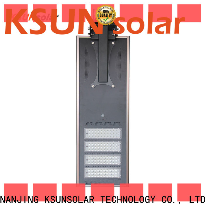 KSUNSOLAR solar powered street lamps price manufacturers for powered by