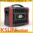 KSUNSOLAR Best portable solar power supply company for Environmental protection