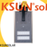 Latest solar powered street lamp manufacturers For photovoltaic power generation