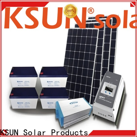Latest solar power energy system company for powered by