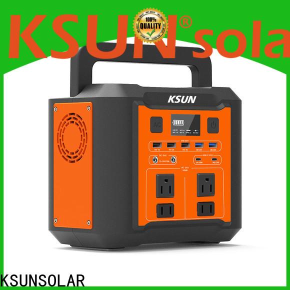 KSUNSOLAR solar energy equipment supplier Supply For photovoltaic power generation