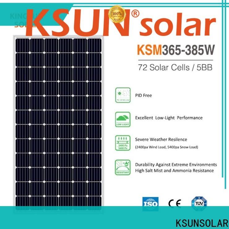 KSUNSOLAR solar energy and solar panels Supply for Energy saving