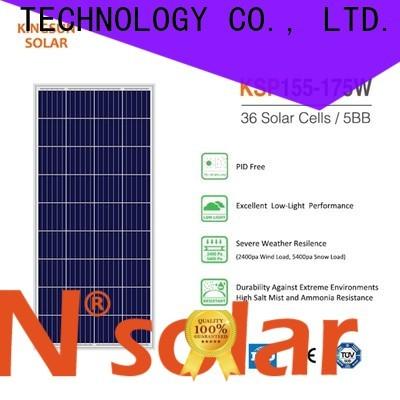 KSUNSOLAR poly solar panel price Suppliers for Energy saving