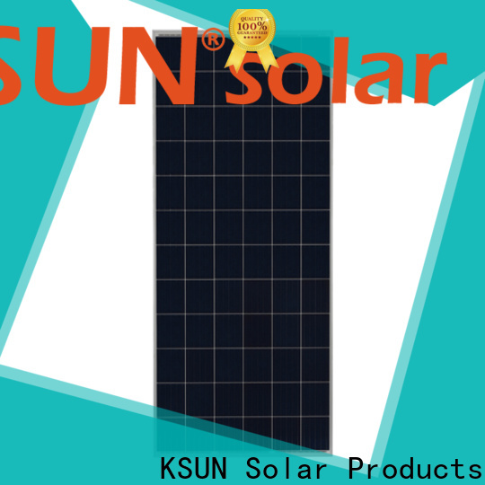 New polycrystalline silicon solar panels Suppliers for Environmental protection