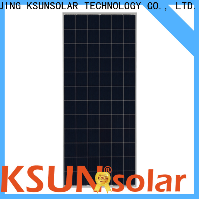 KSUNSOLAR solar panel manufacturers company for Power generation