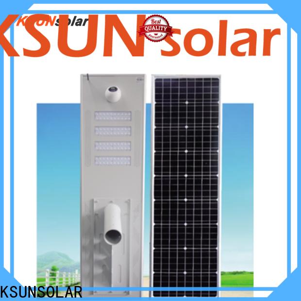Best outdoor solar powered street lights for Power generation