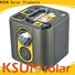 KSUNSOLAR portable power systems manufacturers for Energy saving