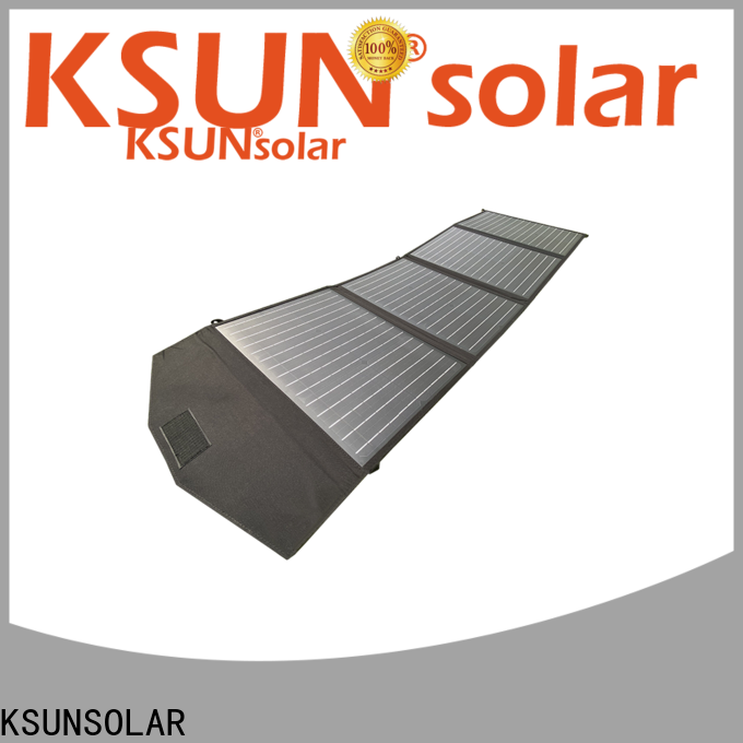 KSUNSOLAR portable solar charger Suppliers for Power generation