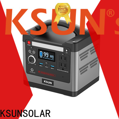 KSUNSOLAR Best rechargeable portable power generator Suppliers for Power generation