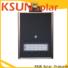 KSUNSOLAR Wholesale best solar powered street light factory For photovoltaic power generation
