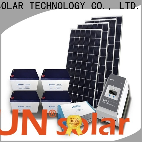 KSUNSOLAR New solar panels off grid power systems For photovoltaic power generation