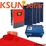 KSUNSOLAR off grid solar systems kits for business For photovoltaic power generation