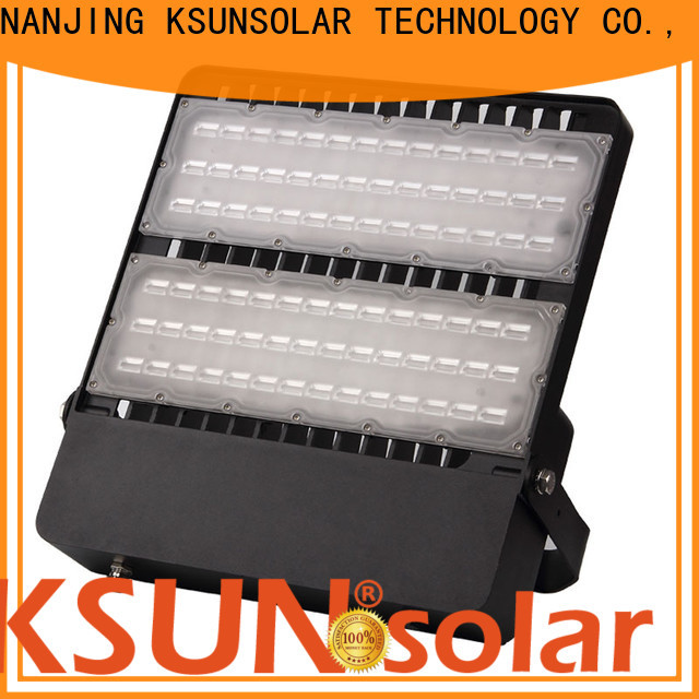 KSUNSOLAR Best solar panel flood lights factory for Power generation