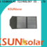 KSUNSOLAR folding solar panel for business for powered by