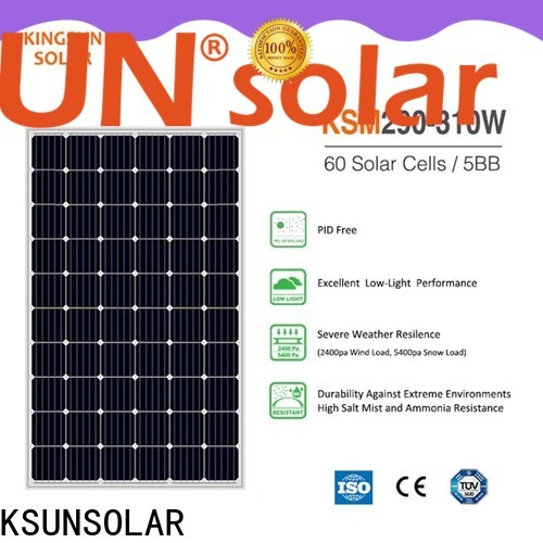Top solar module prices factory for Energy saving