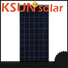 KSUNSOLAR polysilicon solar panels Suppliers For photovoltaic power generation