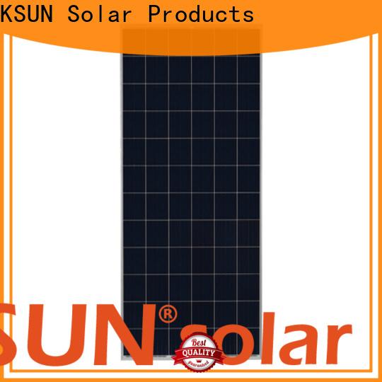 KSUNSOLAR Latest solar energy panel company for Environmental protection