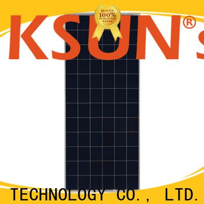 KSUNSOLAR solar panel modules manufacturers for Power generation