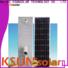 KSUNSOLAR solar powered streetlights for Environmental protection