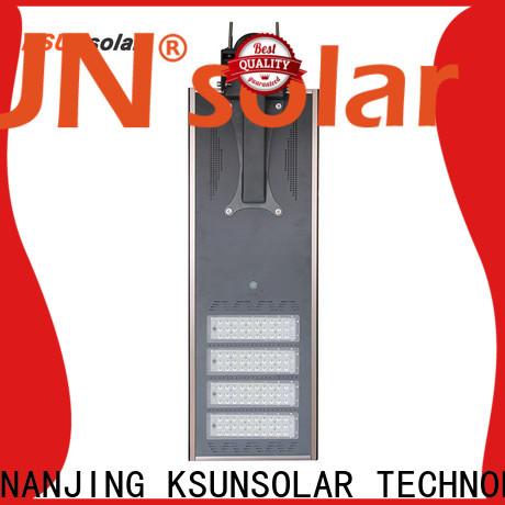 New solar led exterior lights for business for Energy saving