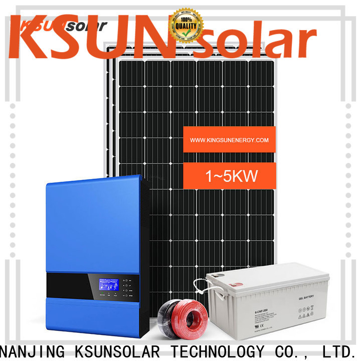 Wholesale off grid solar power kits for Environmental protection