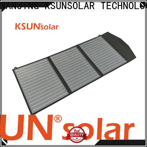 KSUNSOLAR Latest folding solar panel for business for Energy saving
