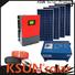 KSUNSOLAR solar equipment for Power generation