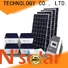KSUNSOLAR Custom off-grid solar power system factory for Energy saving