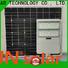 KSUNSOLAR best outdoor solar flood lights manufacturers For photovoltaic power generation