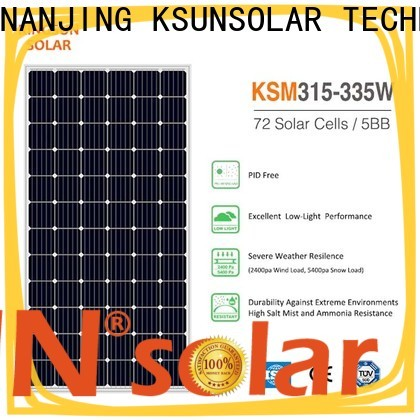 Wholesale best monocrystalline solar panels for business For photovoltaic power generation