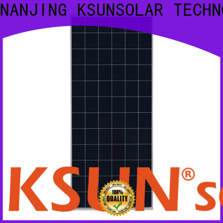 KSUNSOLAR solar power solar panels manufacturers for powered by