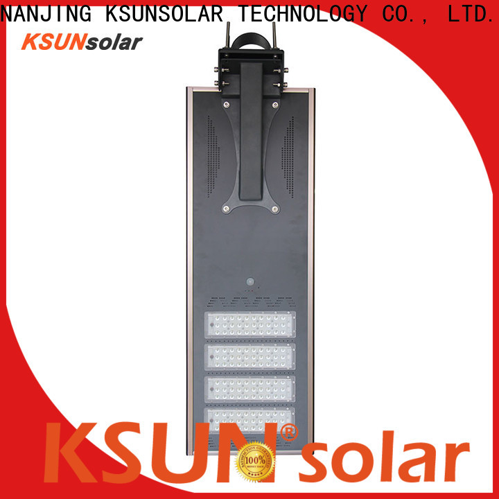 High-quality solar street lighting factory For photovoltaic power generation