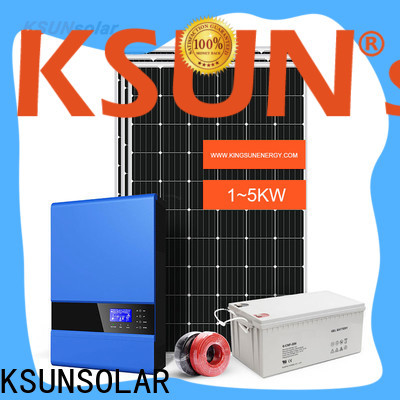 New best off grid solar system Supply for Energy saving